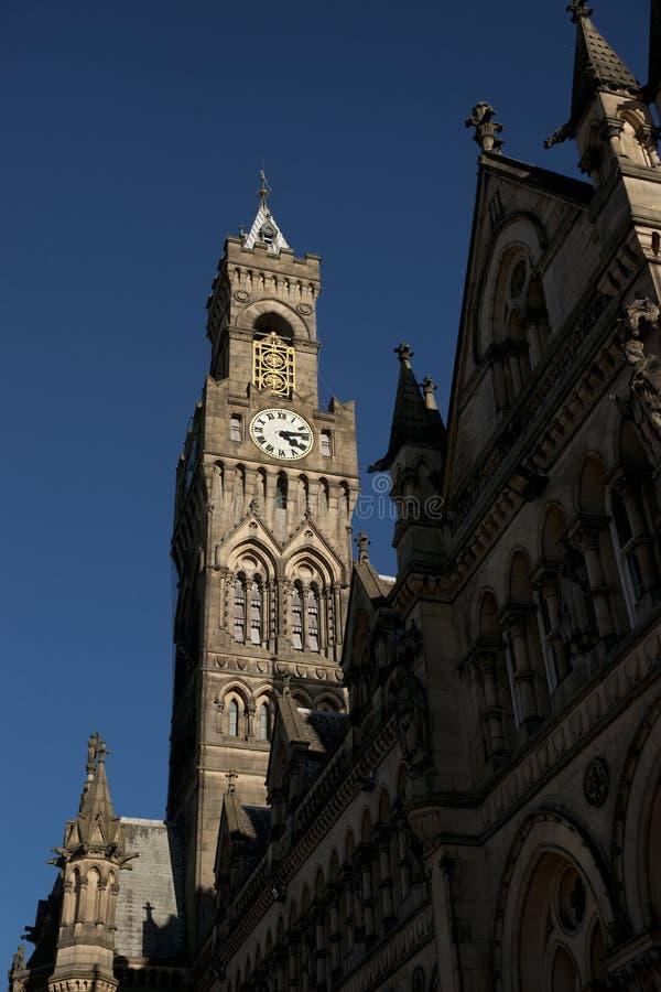 Μπράντφορντ, Δυτικό Γιορκσάιρ, UK, τον Οκτώβριο του 2013, άποψη Α του Μπράν στοκ εικόνα με δικαίωμα ελεύθερης χρήσης