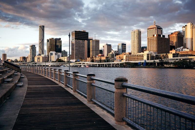 Μπρίσμπαν, Αυστραλία στοκ εικόνες