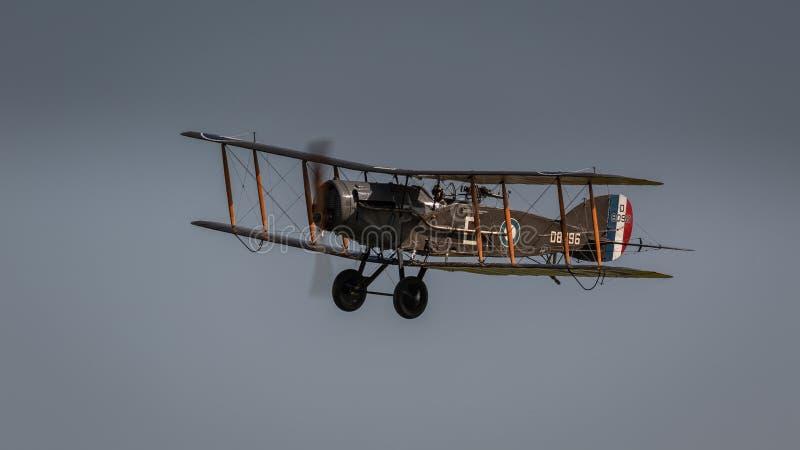 Μπρίστολ F2 β κατά την πτήση στοκ φωτογραφία με δικαίωμα ελεύθερης χρήσης
