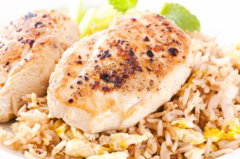 μπριζόλα κοτόπουλου στοκ εικόνα με δικαίωμα ελεύθερης χρήσης