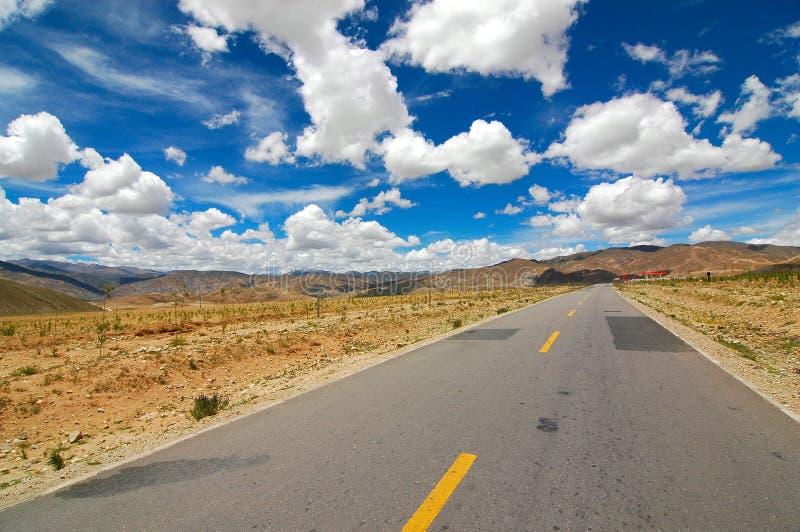 μπροστά δρόμος στοκ φωτογραφία με δικαίωμα ελεύθερης χρήσης