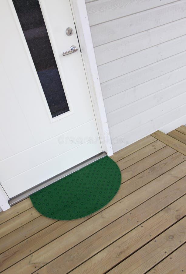 Μπροστινή πόρτα στοκ εικόνες