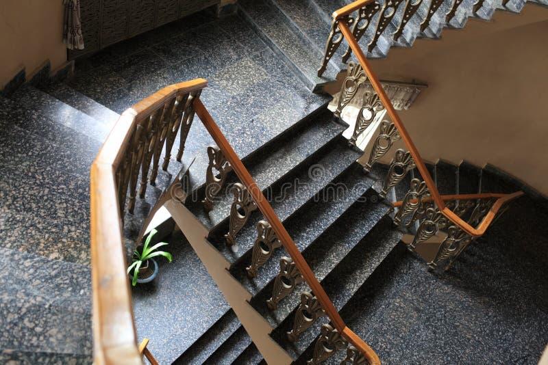 μπροστινή σκάλα στοκ φωτογραφία με δικαίωμα ελεύθερης χρήσης
