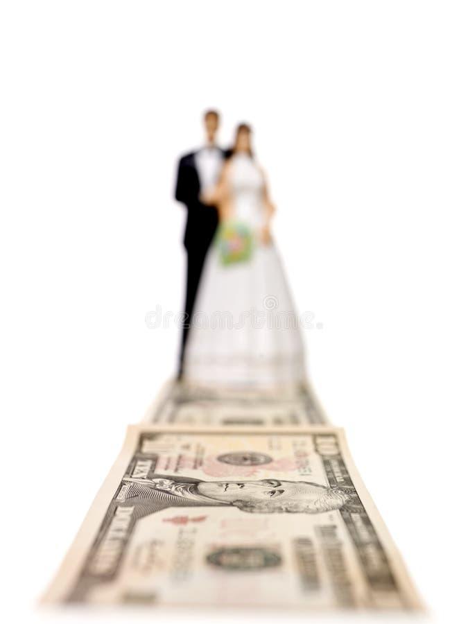 μπροστινός γάμος σημειώσ&epsilo στοκ φωτογραφία με δικαίωμα ελεύθερης χρήσης