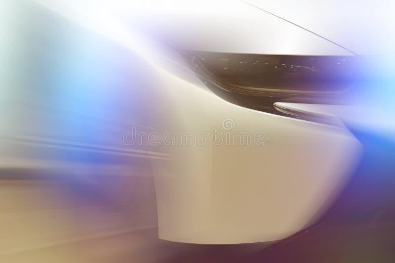 Μπροστινό αυτοκίνητο στοκ εικόνα με δικαίωμα ελεύθερης χρήσης