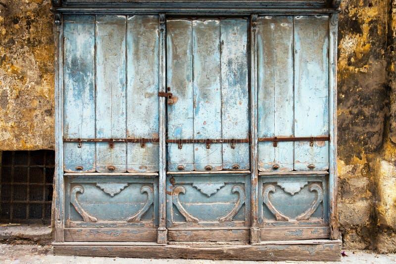 μπροστινό παλαιό κατάστημα στοκ φωτογραφία με δικαίωμα ελεύθερης χρήσης