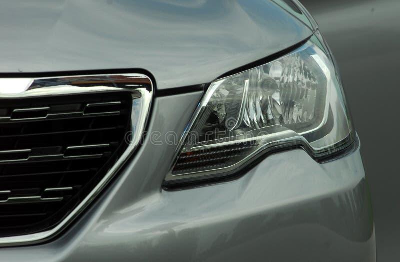 μπροστινό φως αυτοκινήτων στοκ φωτογραφίες με δικαίωμα ελεύθερης χρήσης