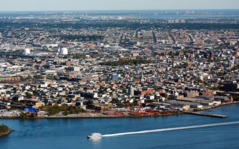 Μπρούκλιν Νέα Υόρκη στοκ φωτογραφία