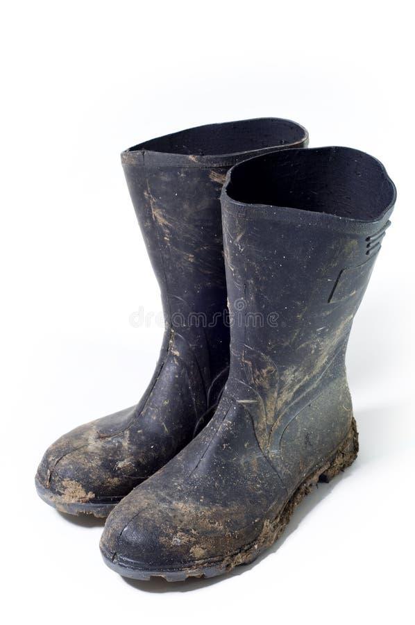μπότες Ουέλλινγκτον στοκ φωτογραφία με δικαίωμα ελεύθερης χρήσης