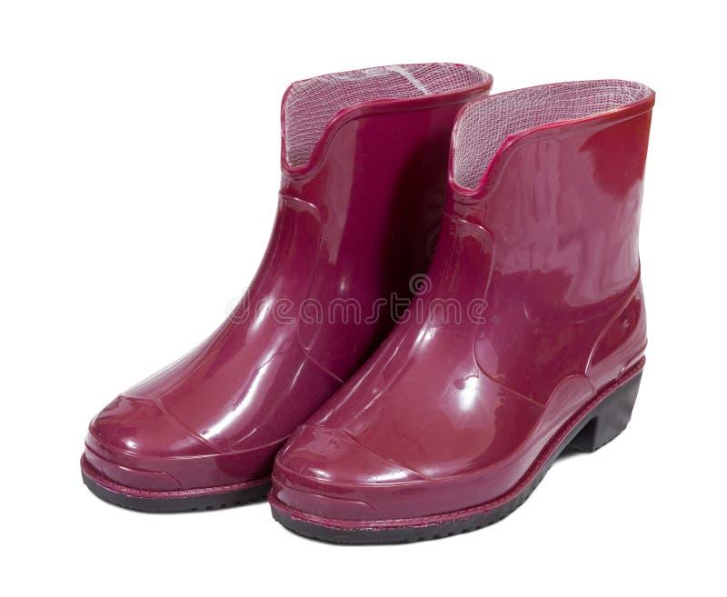 μπότες Ουέλλινγκτον στοκ φωτογραφίες