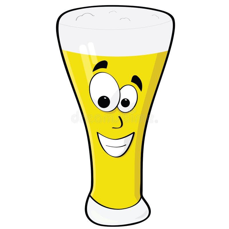 μπύρα ευτυχής ελεύθερη απεικόνιση δικαιώματος