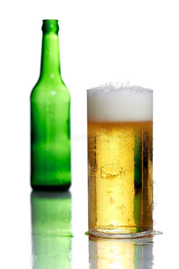 μπύρα φρέσκια στοκ φωτογραφίες
