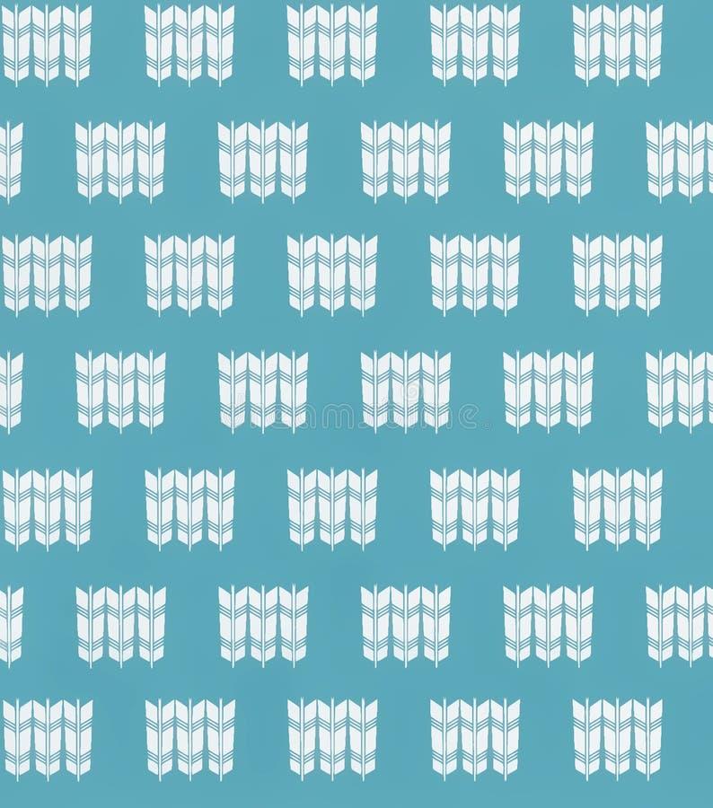 Μπλε άνευ ραφής σχέδιο χρώματος στοκ εικόνες