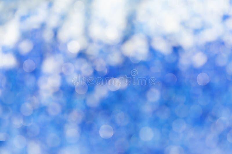 μπλε ανασκόπησης που θολώνεται στοκ φωτογραφίες με δικαίωμα ελεύθερης χρήσης