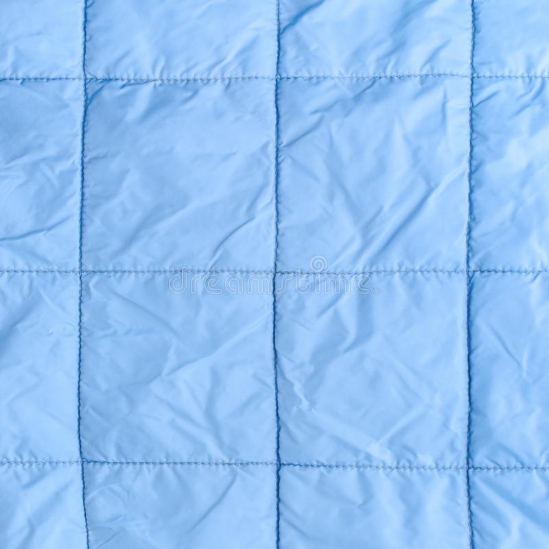 Μπλε γεμισμένο μετάξι ύφασμα ως υπόβαθρο στοκ εικόνες με δικαίωμα ελεύθερης χρήσης