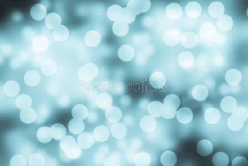 Μπλε εορταστικό υπόβαθρο Χριστουγέννων αφηρημένη ανασκόπηση κομψή απεικόνιση αποθεμάτων