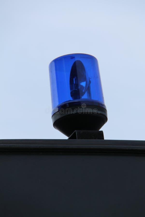 μπλε ηλεκτρικός φακός στοκ εικόνα με δικαίωμα ελεύθερης χρήσης