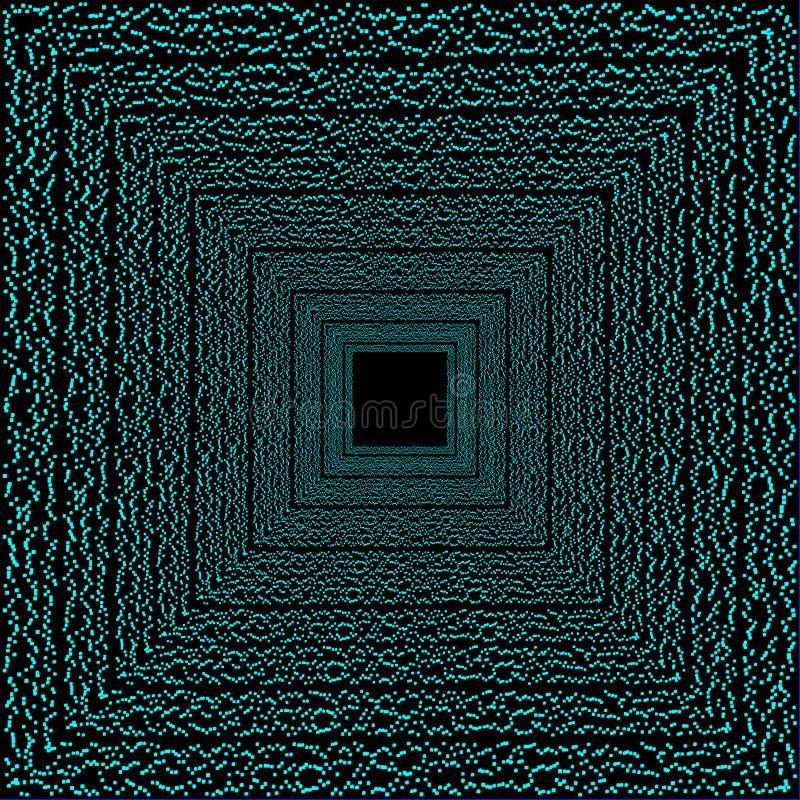 μπλε διάδρομος ελεύθερη απεικόνιση δικαιώματος