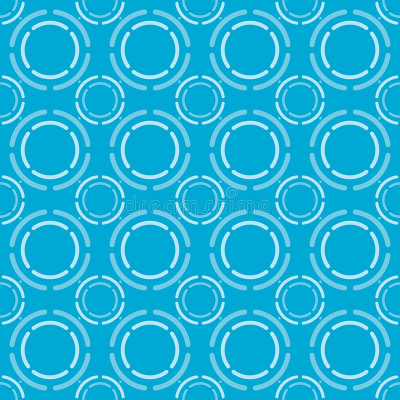 Μπλε διανυσματική απεικόνιση σχεδίων στοκ φωτογραφίες με δικαίωμα ελεύθερης χρήσης