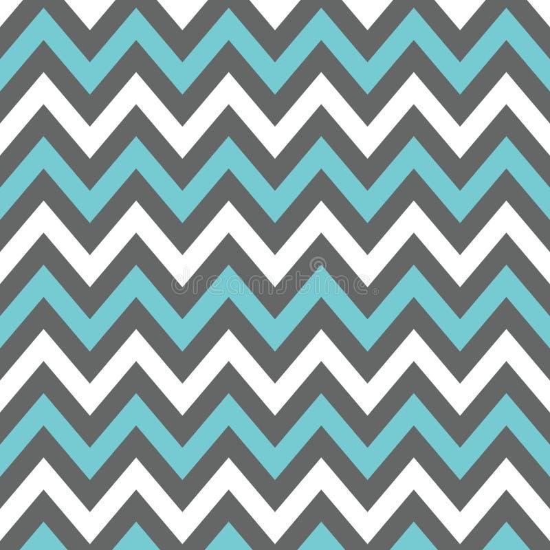 Μπλε και άσπρου σιρίτι ξυλάνθρακα, διανυσματική απεικόνιση