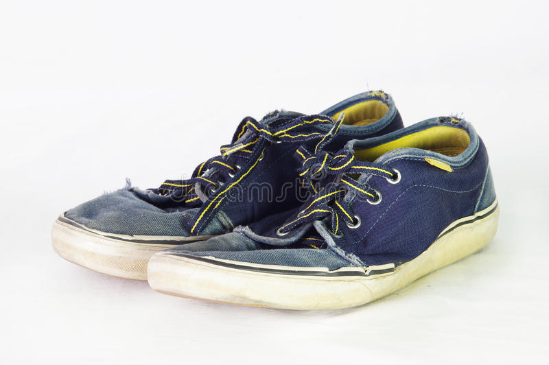 μπλε παπούτσια στοκ εικόνες με δικαίωμα ελεύθερης χρήσης