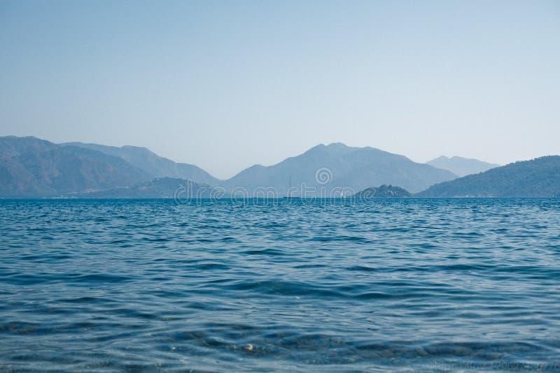 μπλε παράδεισος στοκ εικόνες