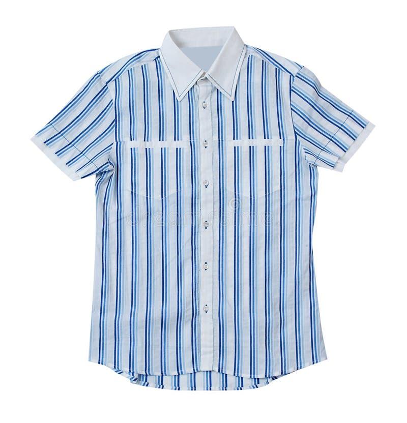 Μπλε πουκάμισο στοκ φωτογραφία με δικαίωμα ελεύθερης χρήσης