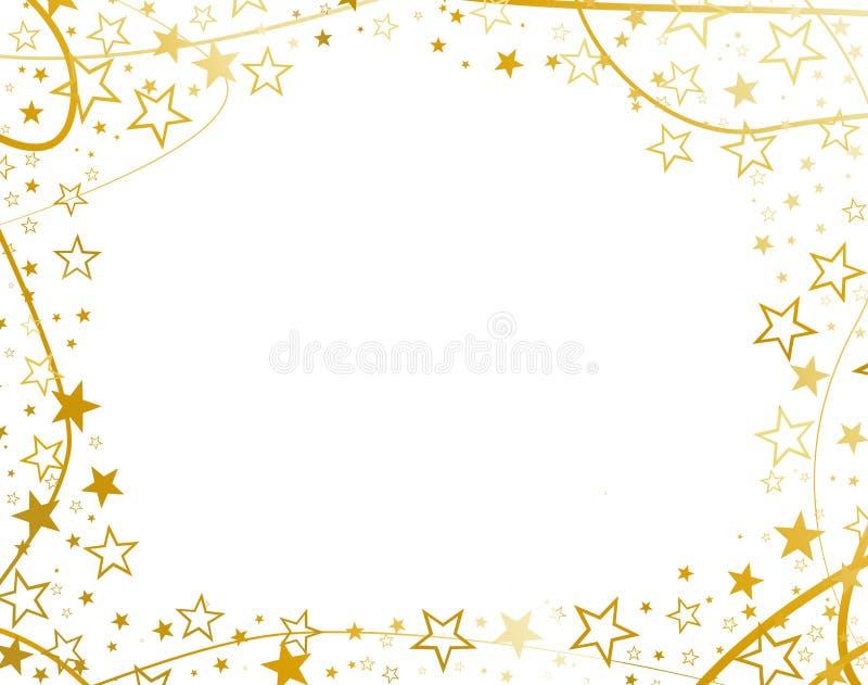 μπλε πολλαπλάσια αστέρι&al διανυσματική απεικόνιση