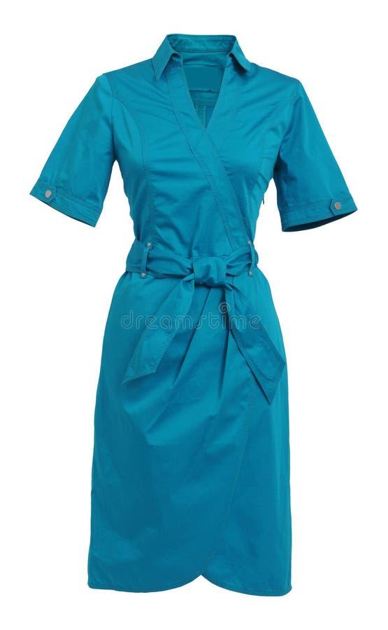 μπλε φόρεμα maike στοκ φωτογραφίες με δικαίωμα ελεύθερης χρήσης