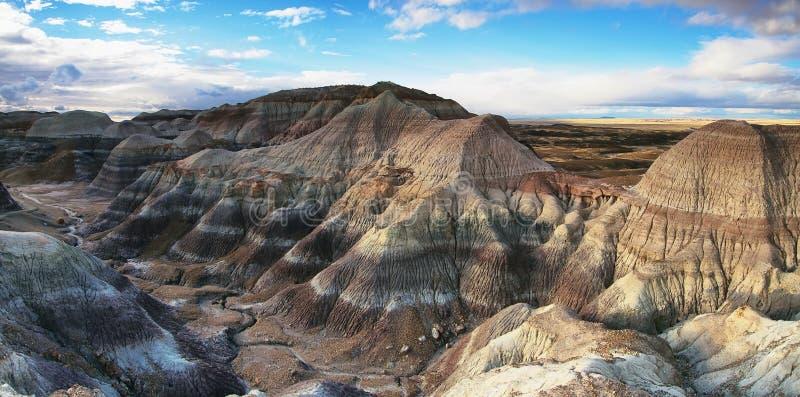Μπλε Mesa, πετρώνω δασικό εθνικό πάρκο στοκ φωτογραφίες με δικαίωμα ελεύθερης χρήσης