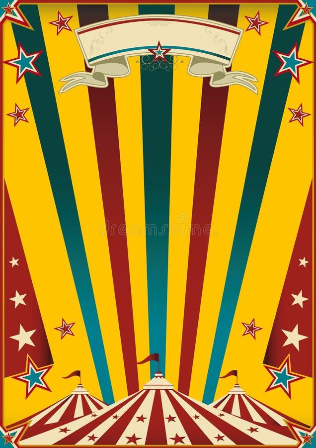 Μυθικό τσίρκο στοκ φωτογραφία με δικαίωμα ελεύθερης χρήσης