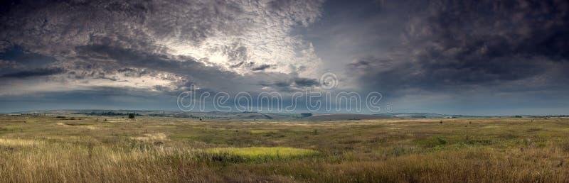 μυστήρια thunderstorm όψη στοκ εικόνα με δικαίωμα ελεύθερης χρήσης