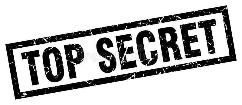 μυστική κορυφή γραμματο&sigm απεικόνιση αποθεμάτων