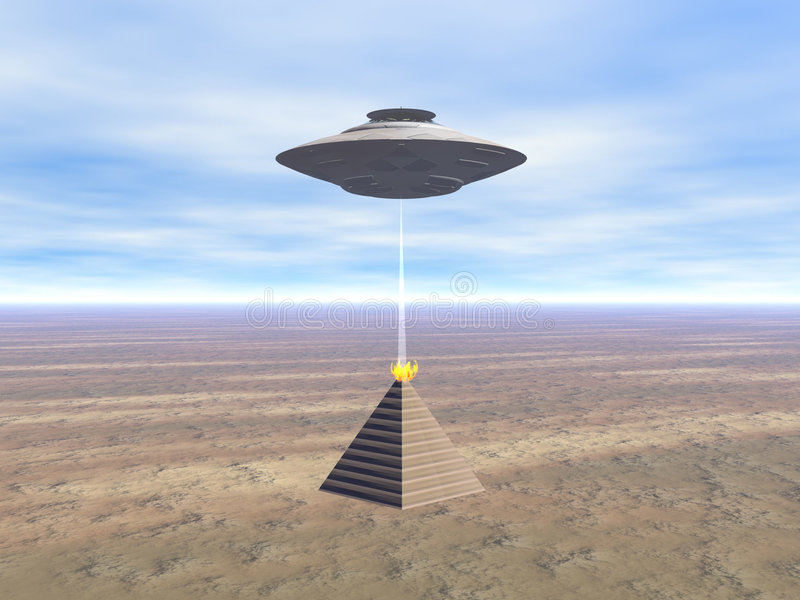 μυστικό πυραμίδων ελεύθερη απεικόνιση δικαιώματος