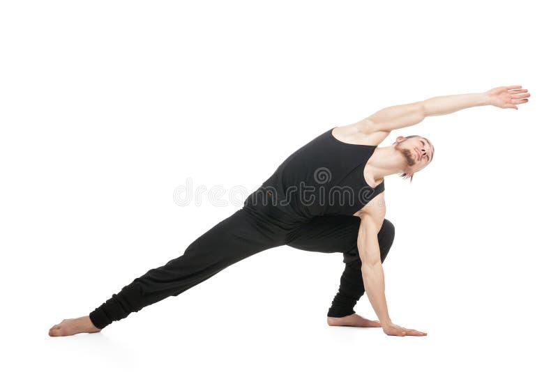 Μυϊκό τέντωμα χορευτών μπαλέτου στοκ φωτογραφίες με δικαίωμα ελεύθερης χρήσης