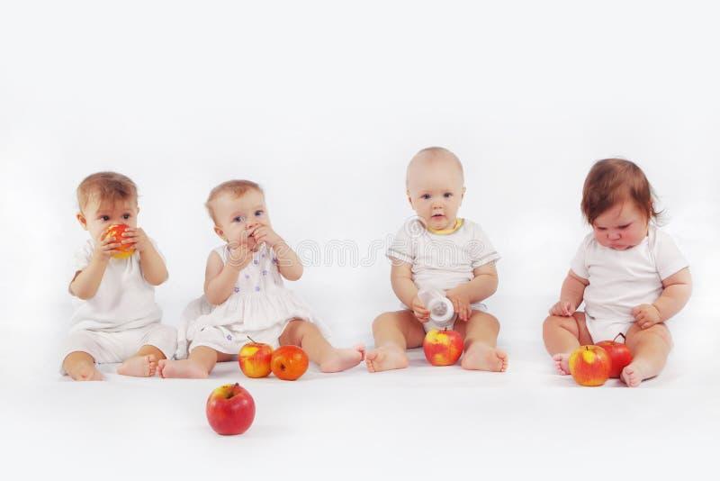 μωρά στοκ φωτογραφία με δικαίωμα ελεύθερης χρήσης