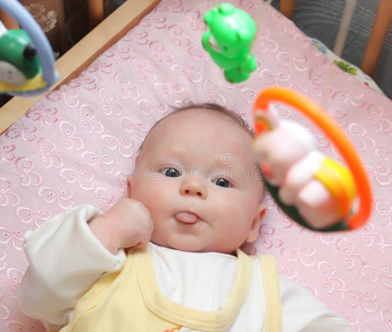 μωρό αρκετά στοκ φωτογραφίες με δικαίωμα ελεύθερης χρήσης
