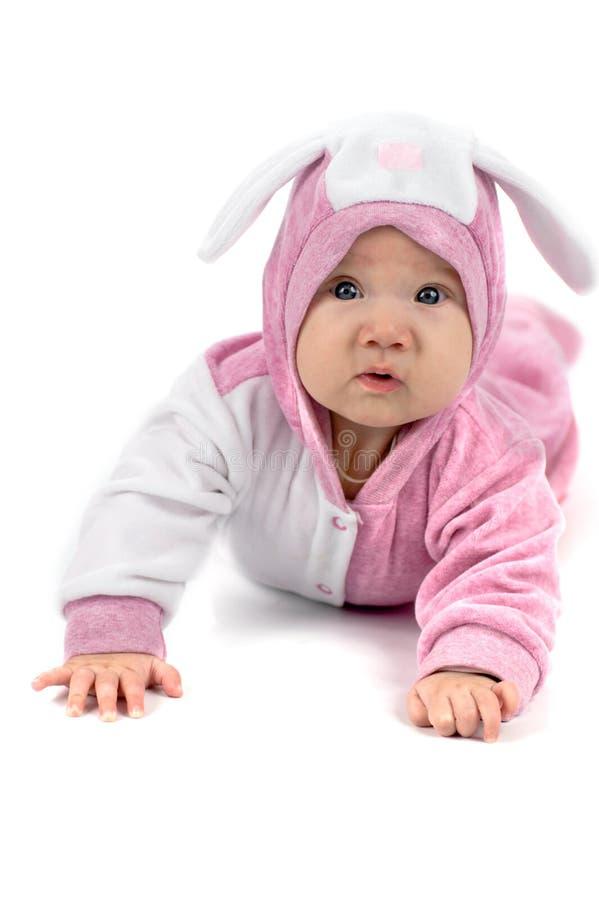 μωρό τέσσερα ευτυχές mounth στοκ φωτογραφίες με δικαίωμα ελεύθερης χρήσης