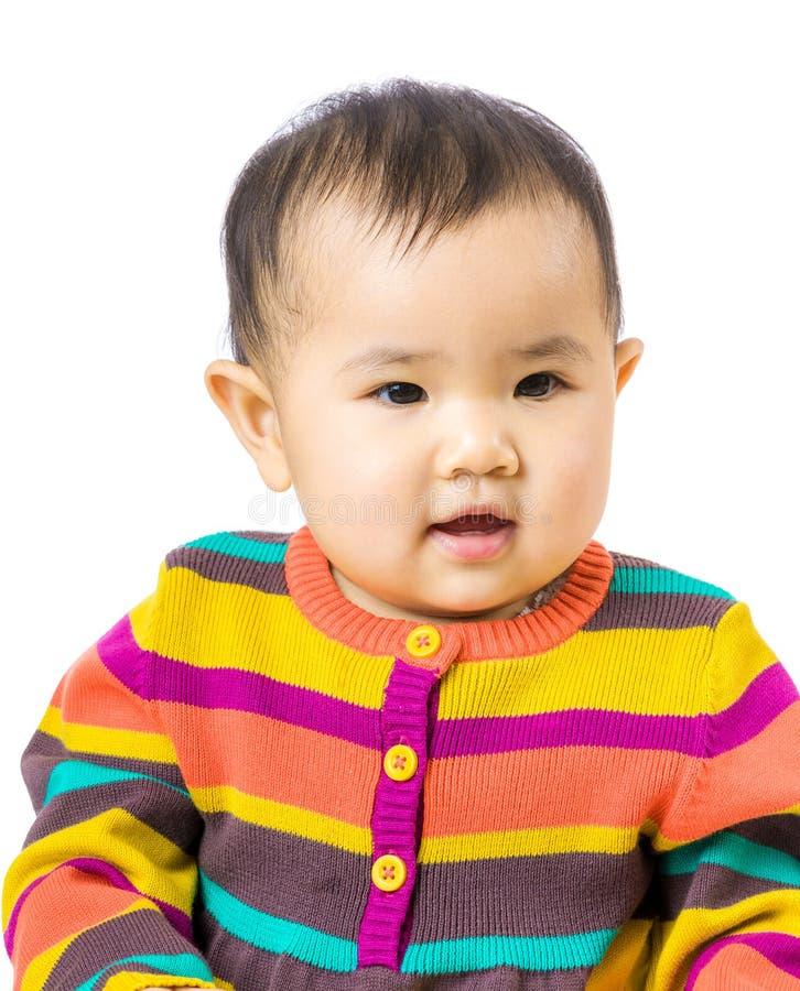 μωρό χαριτωμένο λίγα στοκ εικόνα με δικαίωμα ελεύθερης χρήσης