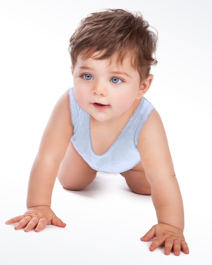μωρό χαριτωμένο λίγα στοκ φωτογραφίες