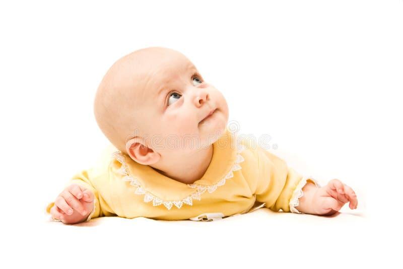μωρό χαριτωμένο λίγα στοκ εικόνες με δικαίωμα ελεύθερης χρήσης