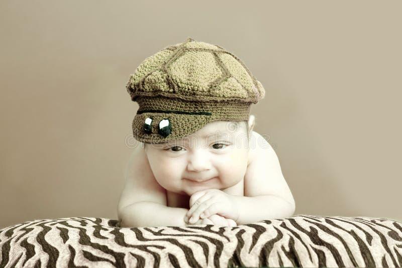 μωρό chubby στοκ εικόνες