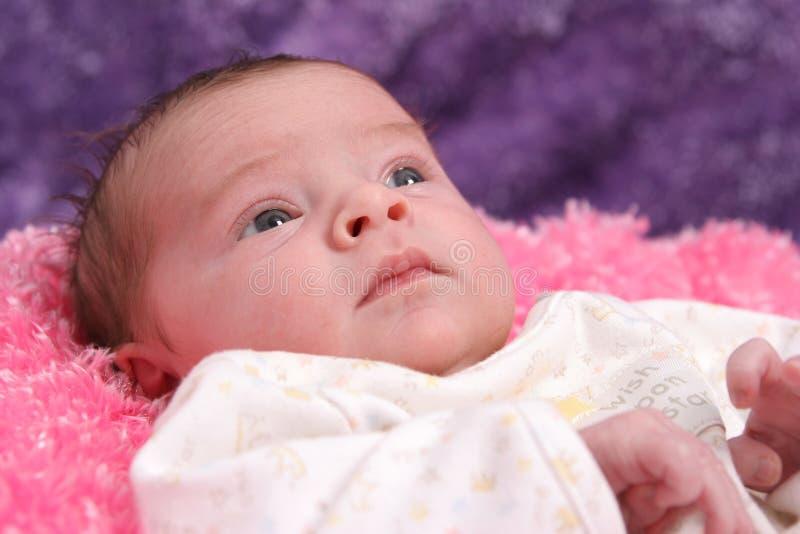 μωρό relaxe στοκ φωτογραφία με δικαίωμα ελεύθερης χρήσης