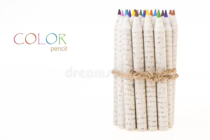 Μόνιμο μολύβι χρώματος στοκ εικόνα με δικαίωμα ελεύθερης χρήσης