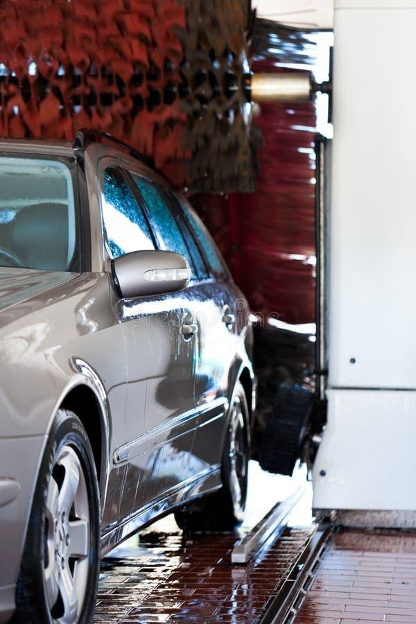 μόνιμο πλύσιμο αυτοκινήτων στοκ φωτογραφίες