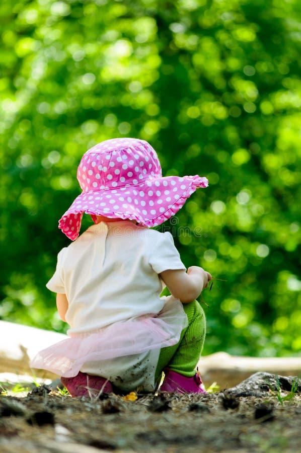 μόνο δάσος μωρών στοκ φωτογραφίες με δικαίωμα ελεύθερης χρήσης