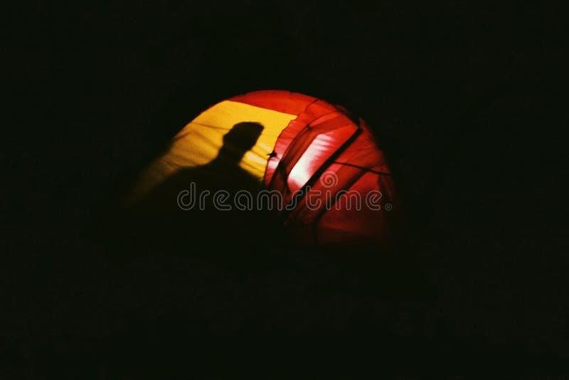 Μόνο σε μια μόνη νύχτα στοκ φωτογραφίες με δικαίωμα ελεύθερης χρήσης