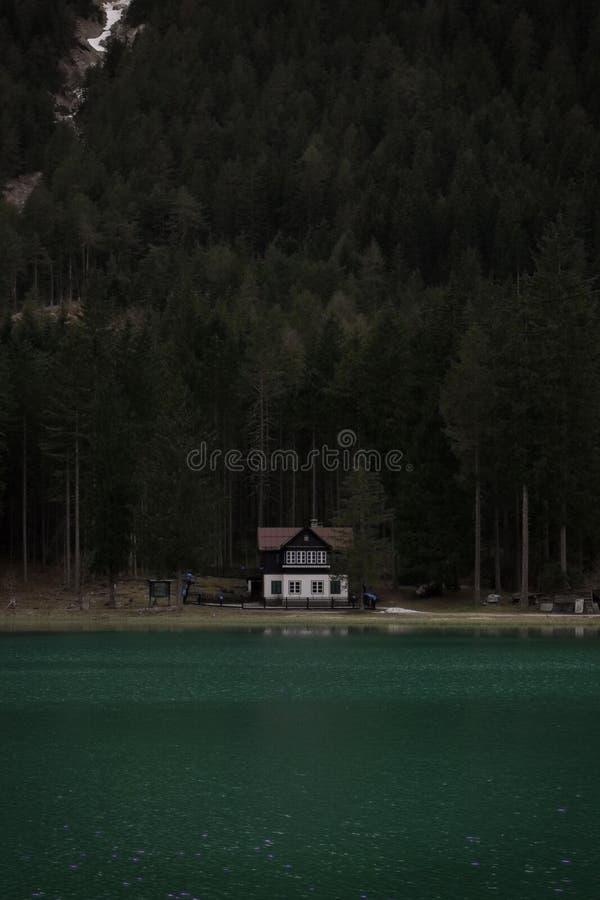 Μόνο σπίτι στοκ φωτογραφία με δικαίωμα ελεύθερης χρήσης