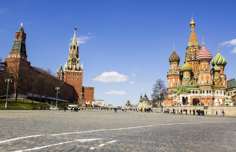 Μόσχα Κρεμλίνο στοκ εικόνα