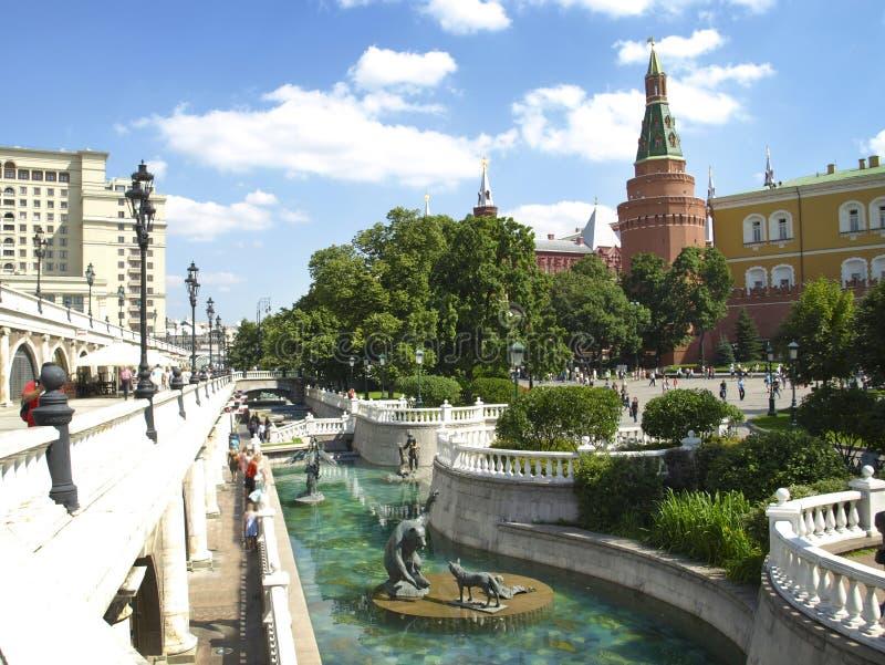 Μόσχα στοκ φωτογραφίες με δικαίωμα ελεύθερης χρήσης
